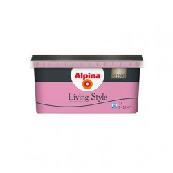 Pittura colorata per interni (Happy pink) LT.1
