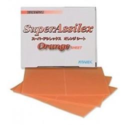 FOGLIO ABRASIVO SUPER ASSILEX ORANGE 130x170 P.1200