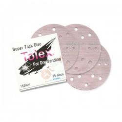DISCO TOLEX - diametro 152 - P.1500 - 15 fori