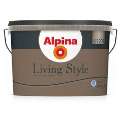 Pittura colorata per interni (intensive brown) LT.1